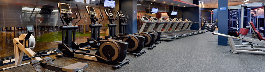 Jetts Fitness Town-in-Town, Bangkok, Thailand - Neoflex™ 500 Series Fitness Flooring