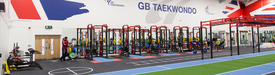 GB Taekwando, Manchester, UK - Neoflex™ Fitness Flooring