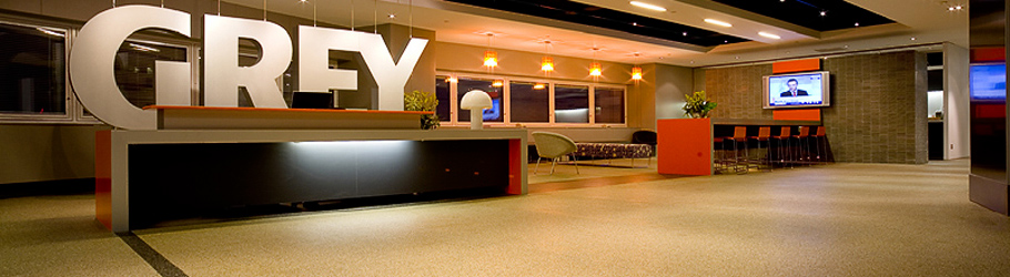Grey Advertising Offices, Sydney, Australia - Neoflex™ Flooring 700 Series