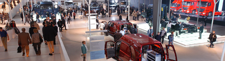 Daimler Exhibition, Hannover, Germany - Neoflex™ Flooring 600 Series